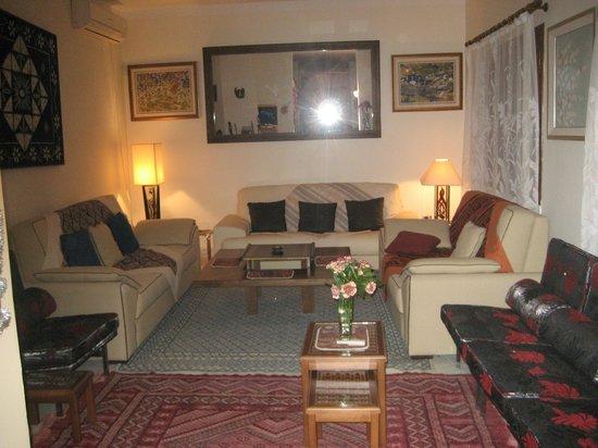 Dar El Yasmine: Le Salon De La Maison Du0027hotes