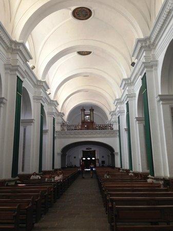 Iglesia de La Merced: Interior