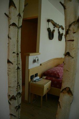 Agriturismo Pianrestel: specchio in camera