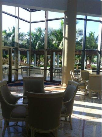 Iberostar Cancun: main lobby