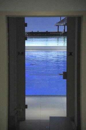 Alvisse Parc Hotel : piscine