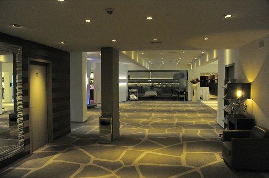 Alvisse Parc Hotel: acceuil