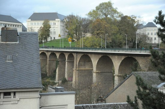 Alvisse Parc Hotel: luxembourg