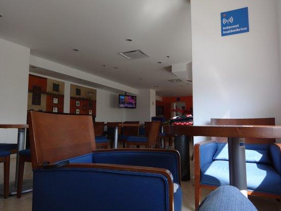 One Guadalajara Centro Històrico: Lobby