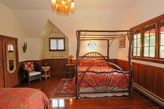 Wedgwood Retreat: The Darwin Room.