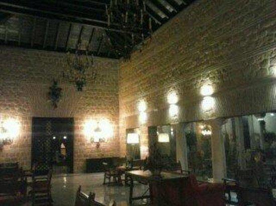 Parador de Carmona: Cafetería