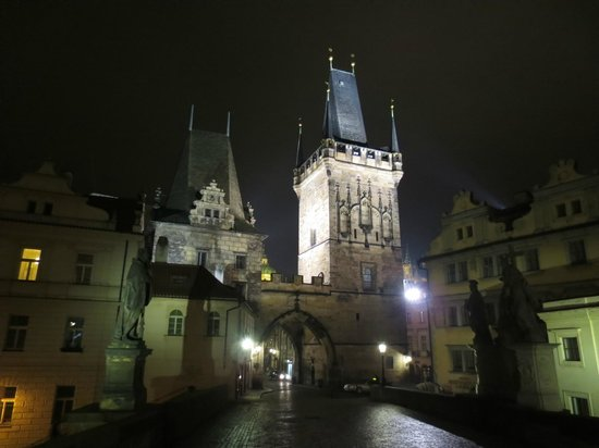 The Charles Hotel: Charles Bridge
