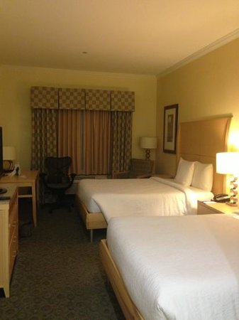 Hilton Garden Inn Denton: My Room