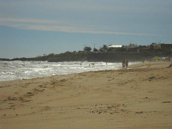 Hotel Morgan Bay: Playa San Fransisco