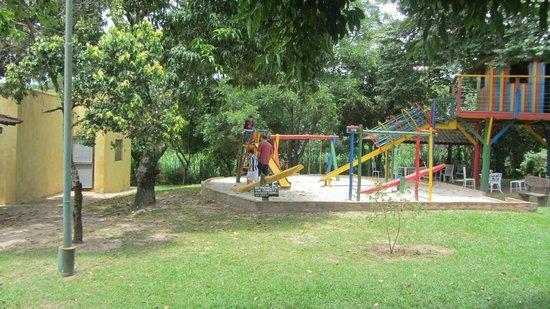 Recanto Alvorada Eco Resort: Playground