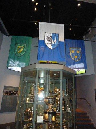 Croke Park Stadium Tour & GAA Museum: interno del museo
