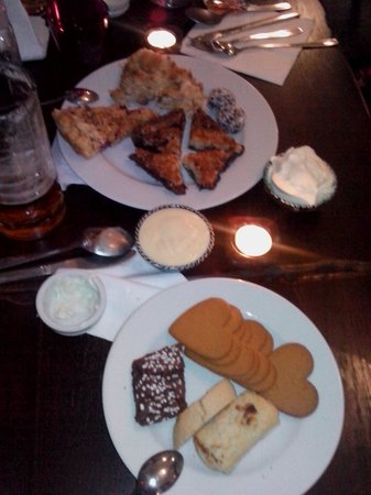 Cafe Vurma : I dolci!