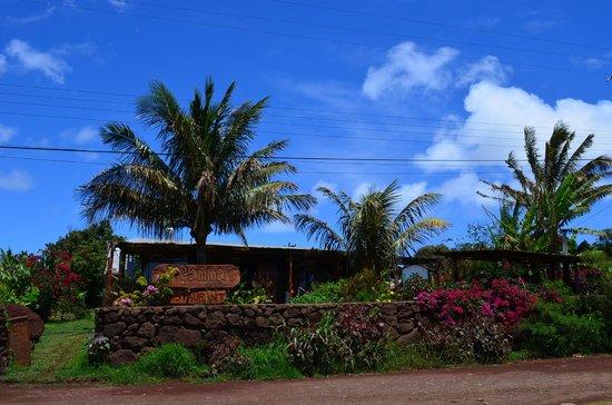 Mamma Nui: Frontis del Restaurant
