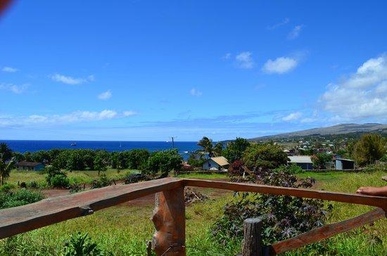 Mamma Nui: Vista desde el Domo