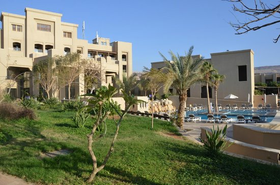 Holiday Inn Resort Dead Sea: Grounds