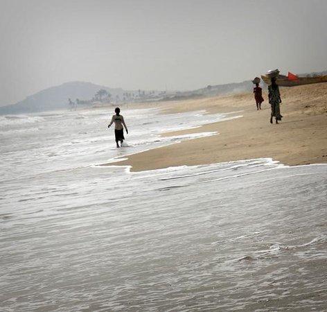 Bojo Beach: The beach