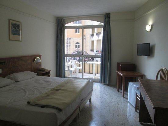 Il Palazzin Hotel : Room
