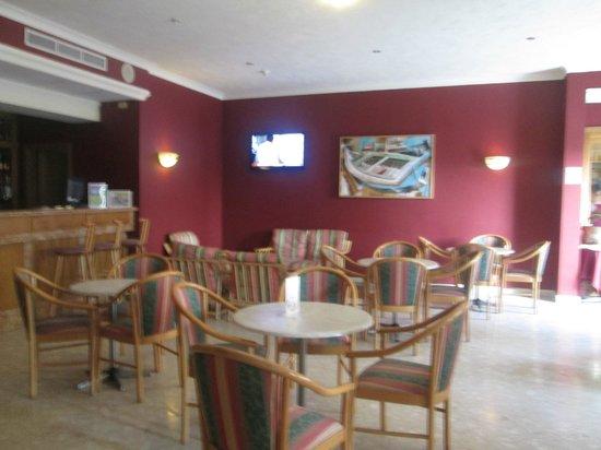 Il Palazzin Hotel : Dinner area