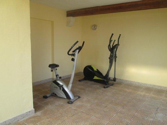 Il Palazzin Hotel: Gym