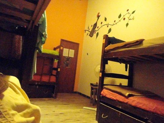 El Diablo Tranquilo Hostel: quarto para mulheres