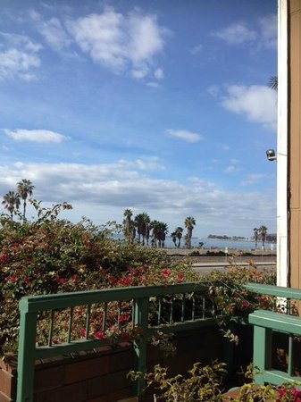 Best Western Plus Dana Point Inn-By-The-Sea: View from our room