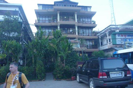 Angkor Vattanakpheap Hotel: вид отеля