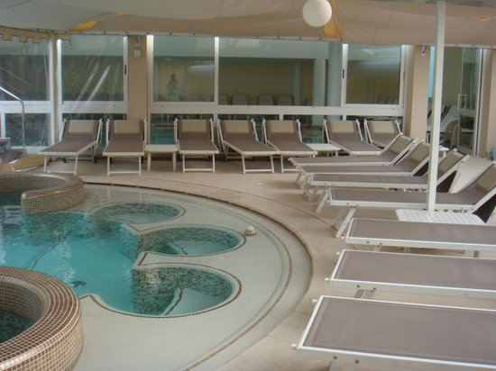 Hotel Formentin: Зона бассейнов