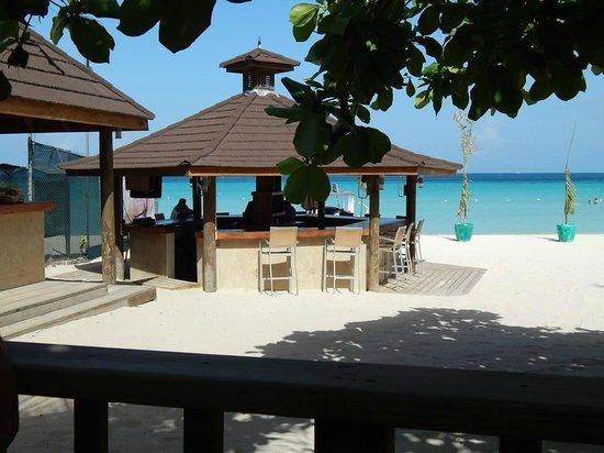 Sandy Haven Resort: Bar