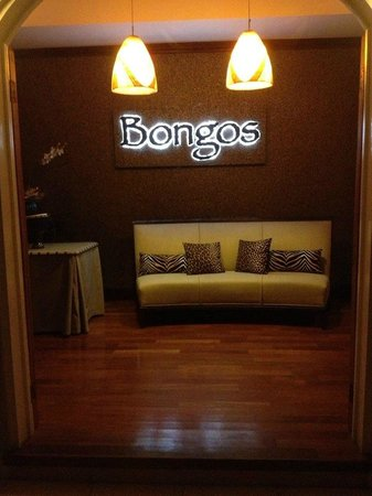 Sandy Haven Resort: Bongos