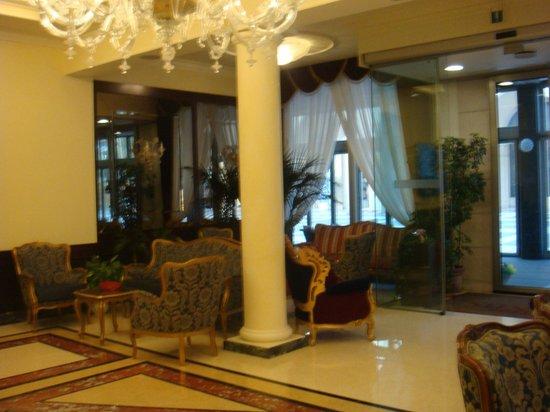 Hotel Formentin: Хол отеля