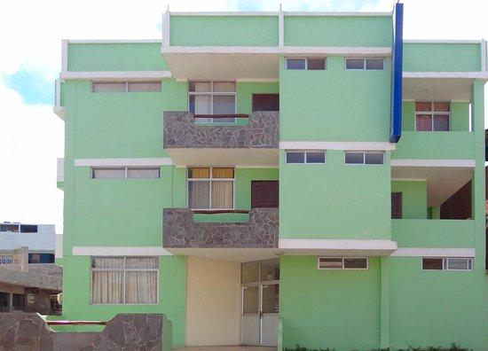 Hotel Northia : Fachada