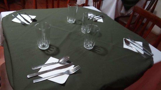 Hotel Northia : Comedor