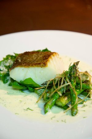 Fusion Food and Lounge: Delicious cod that melted in mouth