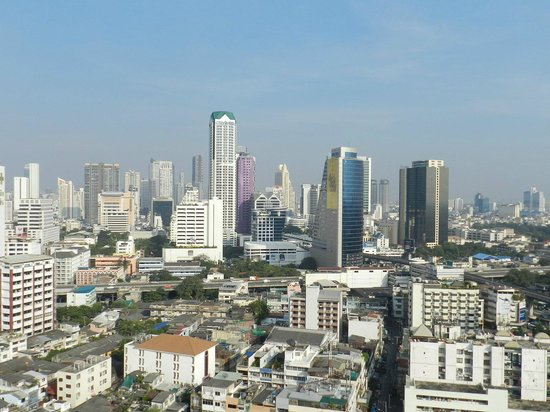 Centre Point Silom: Room 2111 View