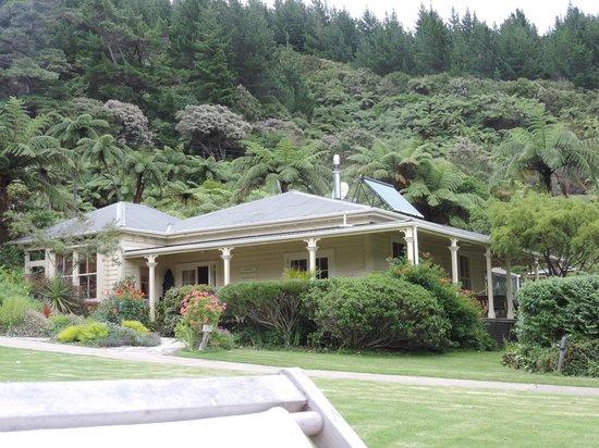 Mahana Lodge : Vista do hotel