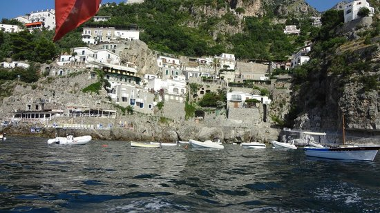 Hotel Onda Verde: The resort from our boat