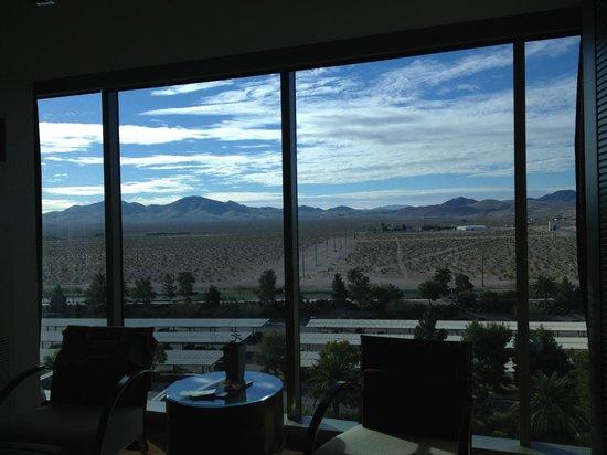 M Resort Spa Casino: Room view