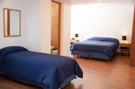 Hotel Premier: habitacion triple