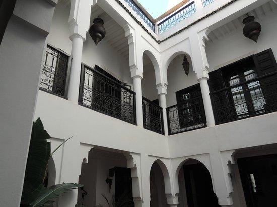 Riad Baba Ali: Chambres