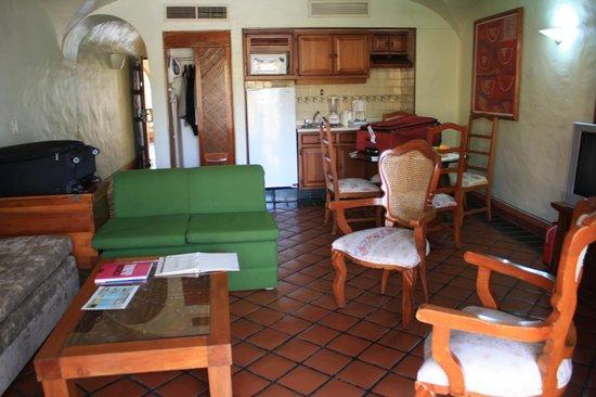 Pueblo Bonito Mazatlan: Living area