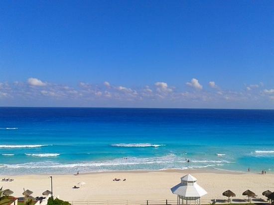 Paradisus Cancun: vista camera