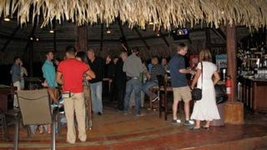 Osa Mountain Rainforest Villas & Adventures: Party at the Palapa - Clubhouse and Bar