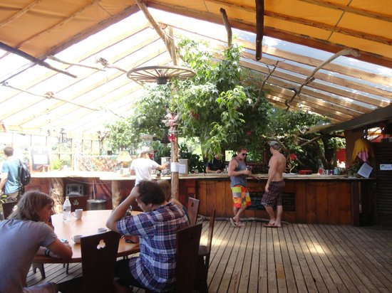 "Wild Spirit Lodge and Backpackers: The ""bar"""