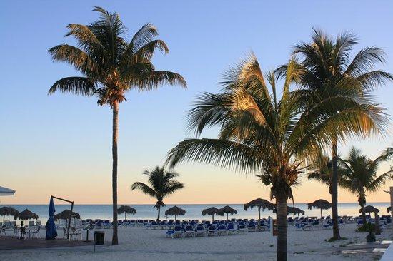 Viva Wyndham Fortuna Beach : sunset