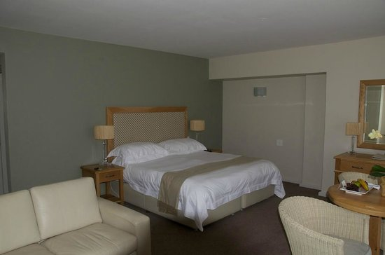 The Bay Hotel : Bedroom