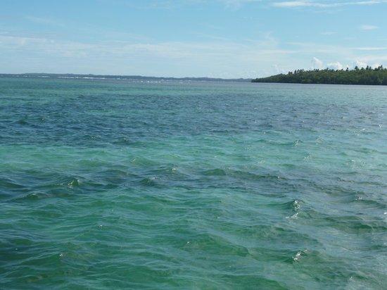 Garapua Beach: El agua de Garapua