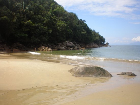 Ilha Anchieta State Park: Ilha