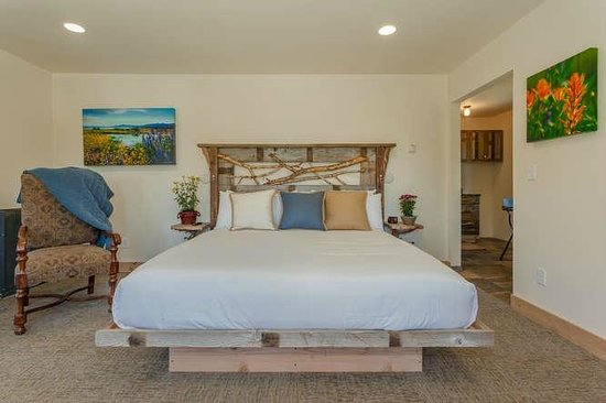 Tahoe Vistana Inn : Studio with Lake View, and full kitchen
