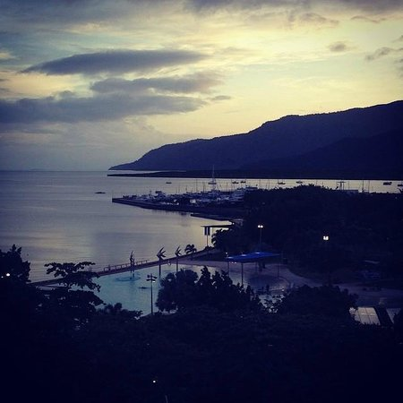 BreakFree Royal Harbour Resort: The view from room 707 - Breathtaking!