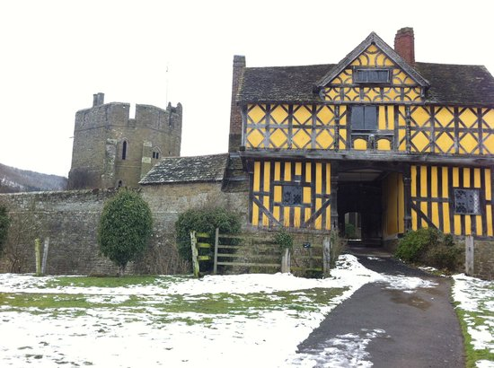 Stokesay Castle: worth the stop